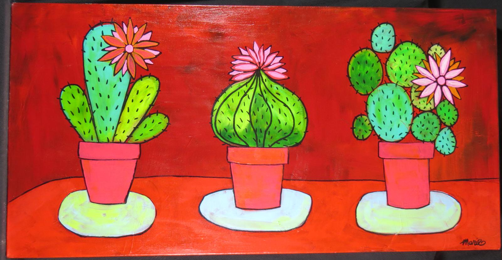 les cactus 3